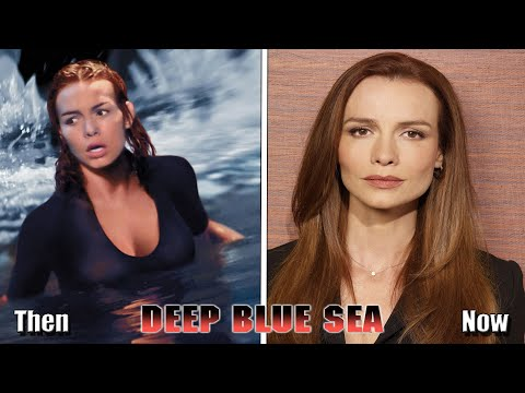 Deep Blue Sea (1999) Cast Then And Now ★ 2020 (Before And After)