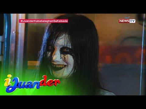 iJuander: Mga kalsada sa Quezon at Pangasinan, may nagpapakitang mga nilalang?