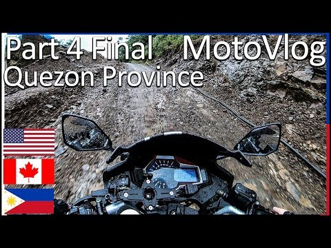 MotoVlog to Quezon Province - Part 4 Final