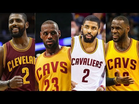 Kyrie Irving Request TRADE from Cleveland Cavaliers DONE with Lebron James