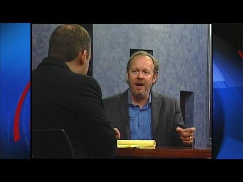 Independent gubernatorial candidate Drew Curtis talks drug abuse, economy