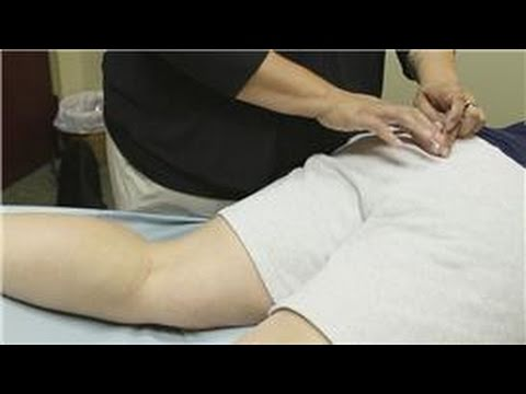 Acupressure : More Acupressure Points for Leg Pain - YouTube