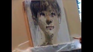 2015年12月に目黒のGalleryやさしい予感で開催した「早川剛展〜共通する...
