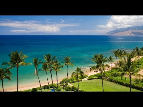 Maui and Oahu, Hawaii, DJI Phantom 3 Drone 2016 4K