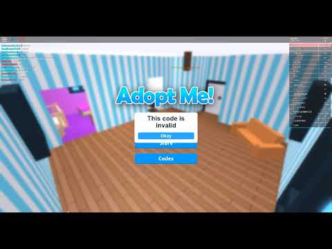 Roblox Party Adopt Me Code Youtube