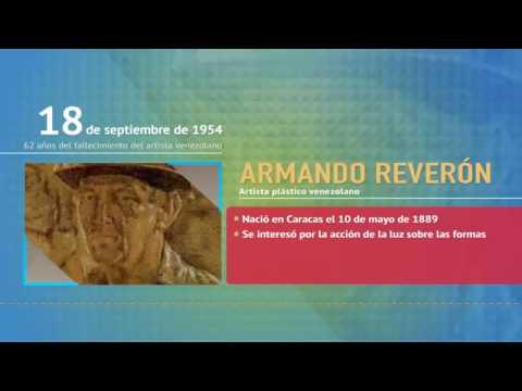 CGR recuerda al artista venezolano Armando Reverón