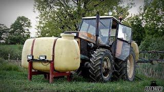 Opryski 2015 w Gospodarstwie Rolnym Mokrzyn