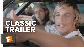 Dazed and Confused (1993) - Official Trailer - Matthew McConaughey Movie HD