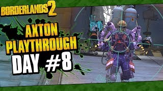 Обложка на видео о Borderlands 2 | Axton Reborn Playthrough Funny Moments And Drops | Day #8