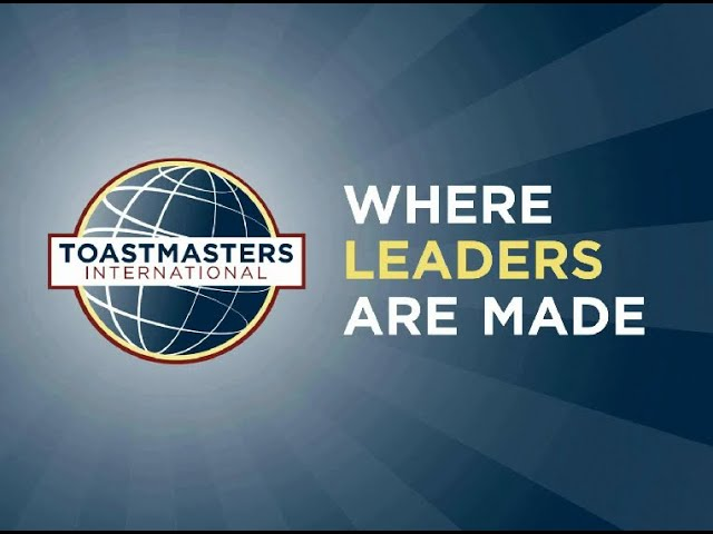 How to Engage Your Audience - Toastmasters Video