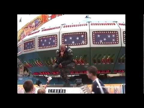 Disco Round (Mittler) - Kirmes Herne Crange 1999 (Offride) Cyborg on Tour