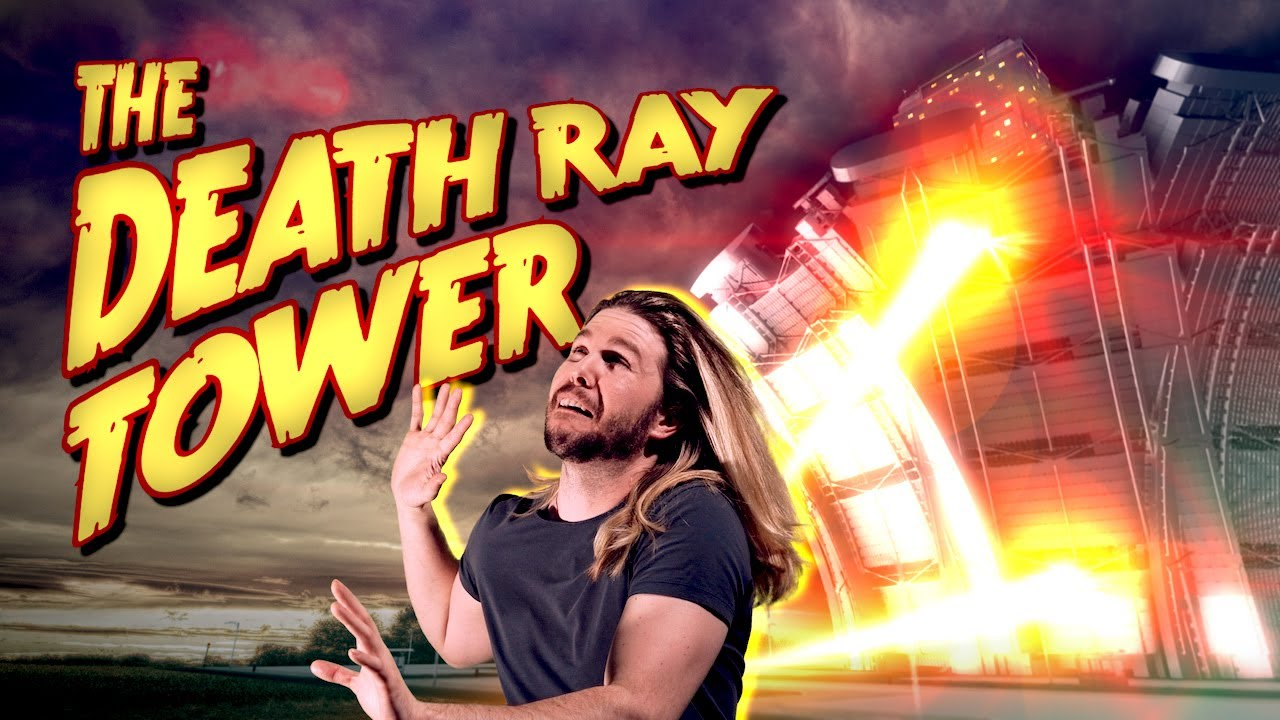 The man who accidentally built a death ray. Twice.