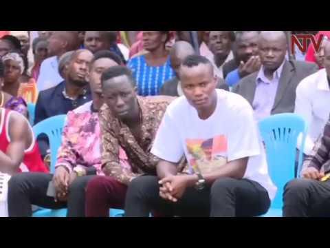 Ab'enganda n'emikwano beetabye mu kusaba e Lwengo nga bajjukira Kaweesi
