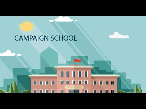 Mark Coffin: How to run an election campaign - (Campaign School - Part 1)