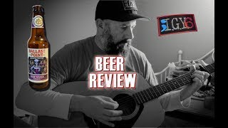 Ballast Point Sour Wench - Beer Review - Guitar Covers - Freebird - Irish - Lights Down Low