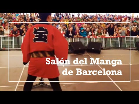 スペインの観客が熱狂!?バルセロナ・マンガサロン TAKARABUNE Autumn Tour in Europe 2017 ②