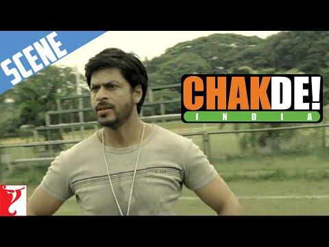 Iss Team Ka Gunda Main Hoon   Scene   Chak De India   Shah Rukh Khan