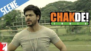 Iss Team Ka Gunda Main Hoon | Scene | Chak De India | Shah Rukh Khan