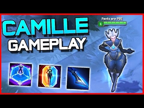 CAMILLE JUNGLE - THE MOST FUN CHAMPION EVER MADE!! | League of Legends