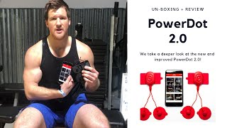 PowerDot 2.0 Unboxing and Review - EMS Recovery Device
