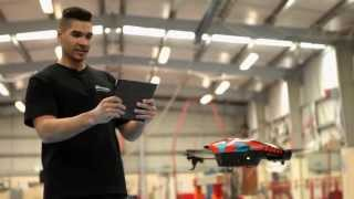 Louis Smith: Parrot AR.Drone 2.0 Challenge - Full Version