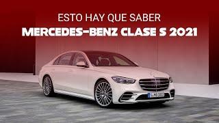 Mercedes-Benz Clase S 2021: así el auto más tecnológico e inteligente del mundo