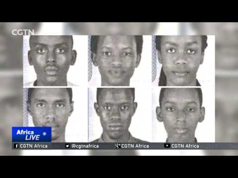 Six Burundian teens were in Washington for a robotics competition missing
