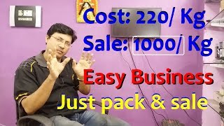 Easy business and product marketing idea. How to market your product? Business idea.