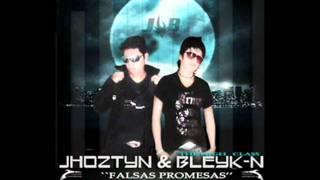 ★FALSAS PROMESAS JHOZTYN★Black Angel Music  BLEYKN & ANYHELL [Xclusiva  By: Zoe 2012]