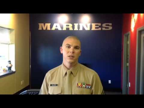 EJ Nunez talks about his journey to become a Marine