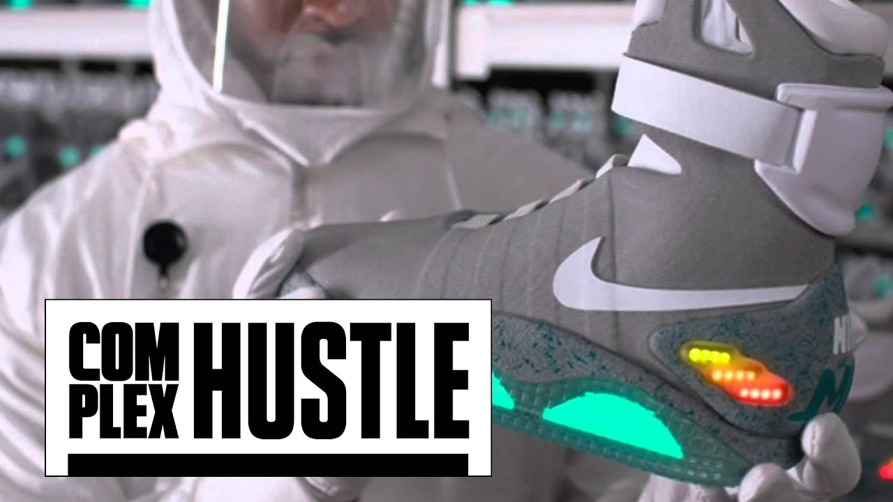 Self-Lacing Nike MAG Raises $6.75M for Parkinson's Research