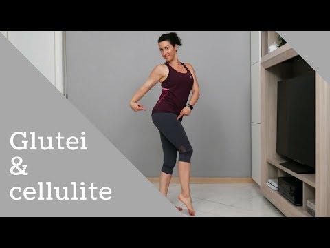 Bonus: esercizi per la cellulite in 10min