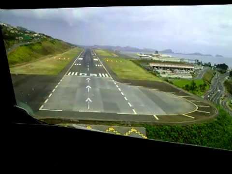 Gefährlichste Flughäfen