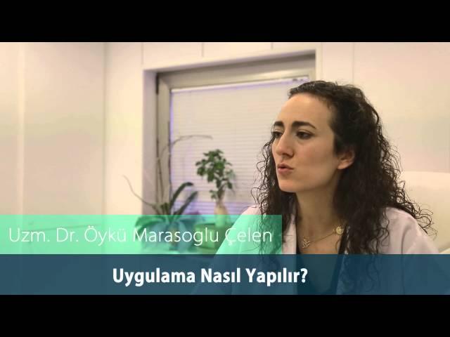Dr. Öykü Maraşoğlu Çelen - Enzim Peeling Uygulama Nasıl Yapılır ?