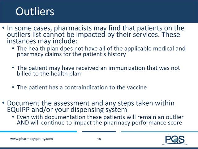EQuIPP QUIKTRAIN Focus on Pneumonia Immunization Status for Older Adults