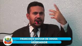 Giuvan Sousa pronunciamento 10 11 17