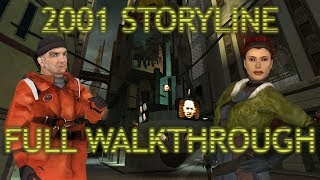 Half-Life 2 Beta: 2001 Storyline Full Walkthrough