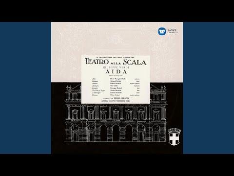 "Aida, Act 4: ""Vedi? Di Morte I'angelo... Immenso Ftha"" (Radamès, Aida, Priestess, Priests)"