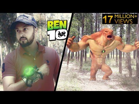 Ben 10 Transformation In Real Life! || Episode 2 || A Short Film VFX Test