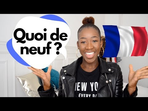 20 FRENCH SLANG WORDS YOU NEED TO KNOW