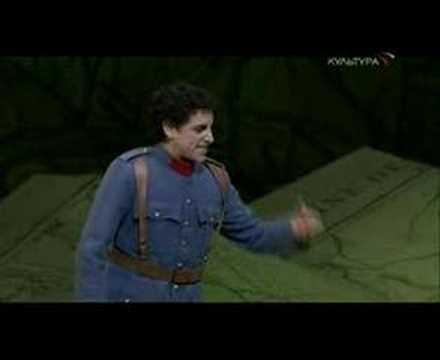 Juan Diego Florez - La Fille du Regiment - Ah mes amis