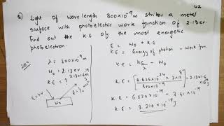 7- NUMERICAL CHEMISTRY solved for structure of atom  cbse grade 11chemistry JEE NEET