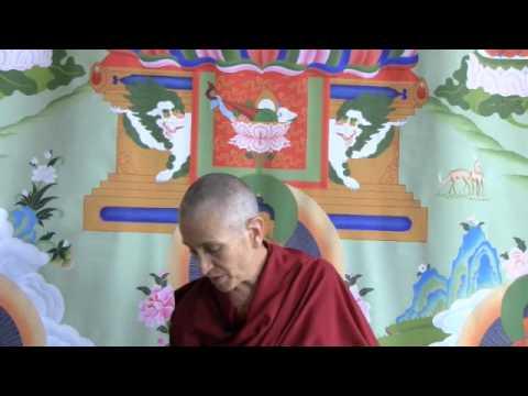 21 Green Tara Retreat: Tara is not Inherently Existent 12-24-09