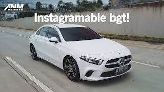 Mercedes-Benz A200 Sedan Review & Test Drive by AutonetMagz