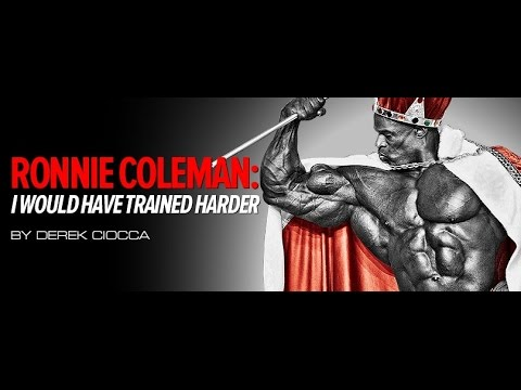 Ronnie Coleman Should Have Trained Harder   Tiger Fitness