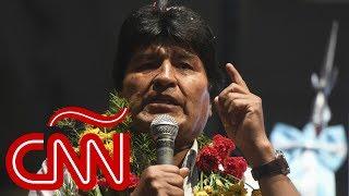Posible candidatura de Evo Morales hacia la reelección, ¿perpetuación en el poder?