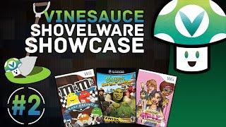 [Vinesauce] Vinny - Shovelware Showcase 2 (Kart Racing Games)