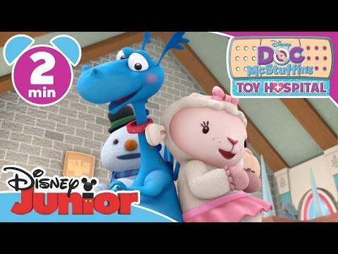 Doc McStuffins: Toy Hospital | Buddy Up | Disney Junior UK