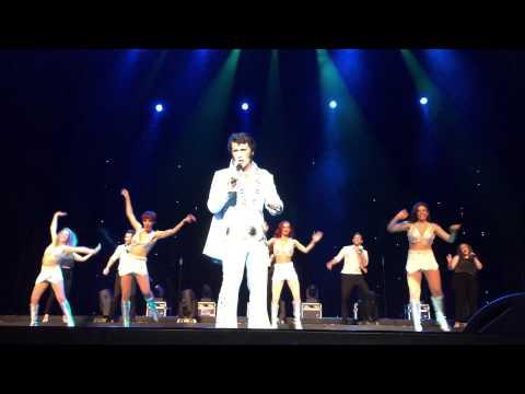 Fisher Stevens Elvis Tribute China Tour 2015