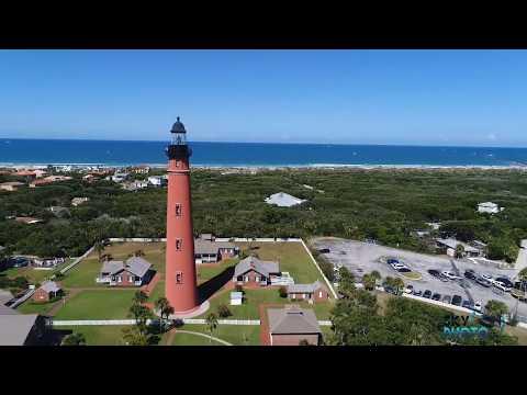 Ponce Inlet Fl Lighthouse